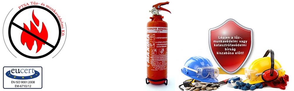 Munka és tűzvédelmi szolgáltatás